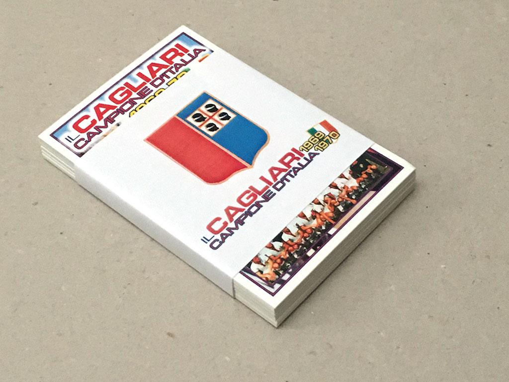 IL CAGLIARI CAMPIONE D'ITALIA 1969-70