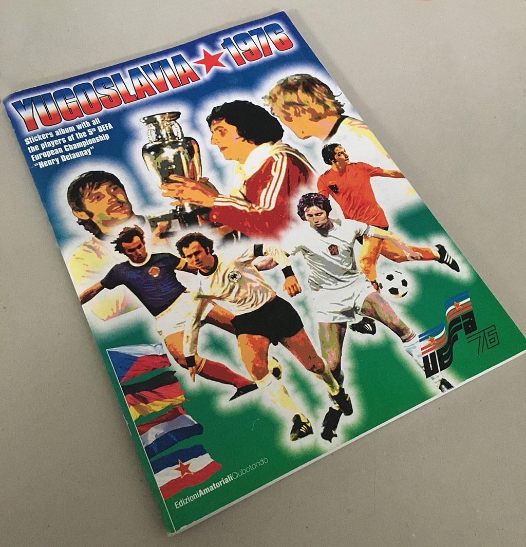 Album Yugoslavia 1976