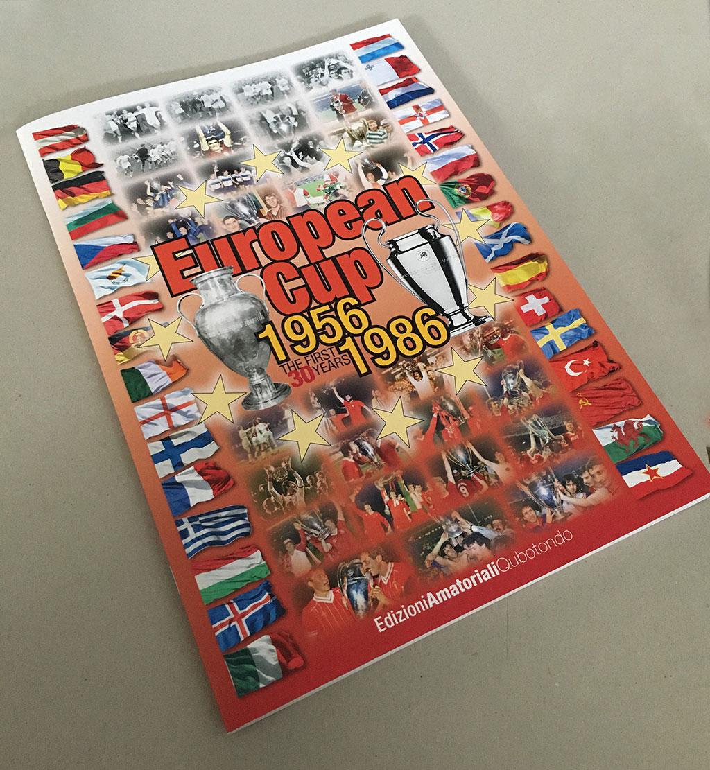 Album European Cup 1956-1986