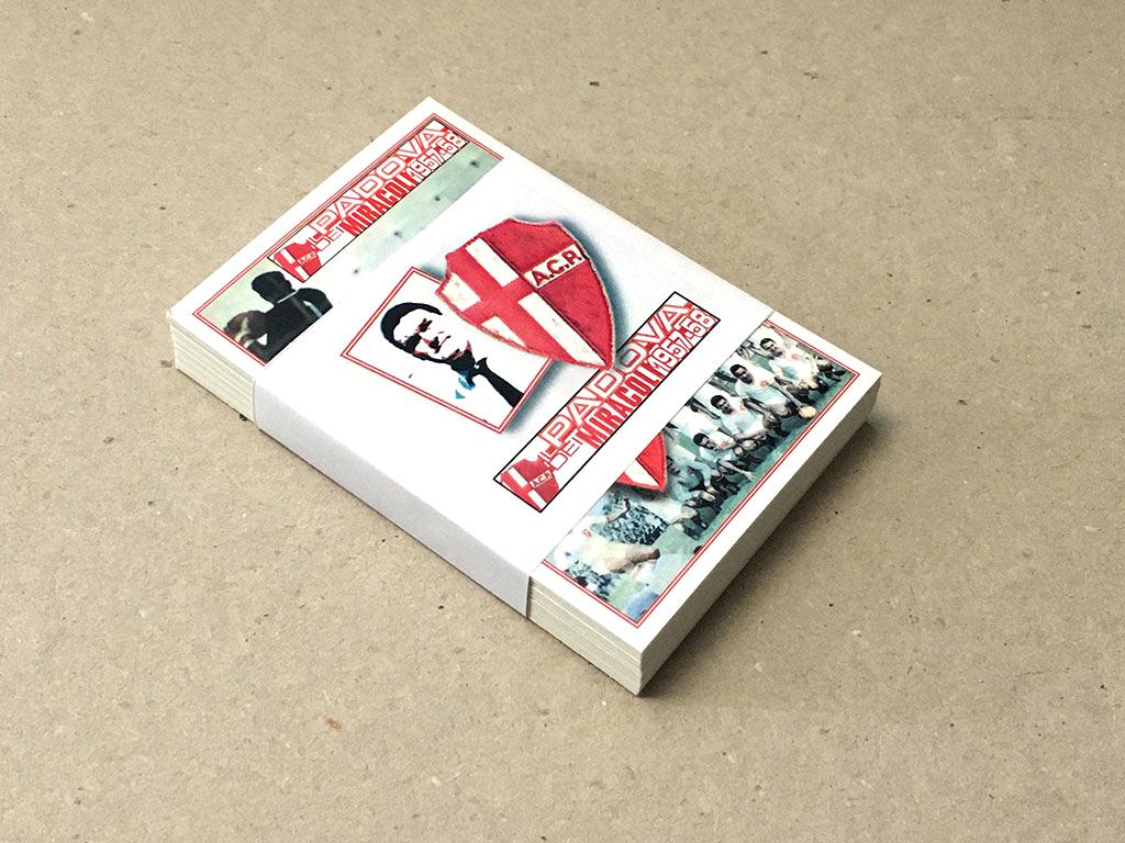 IL PADOVA DEI MIRACOLI 1957-58