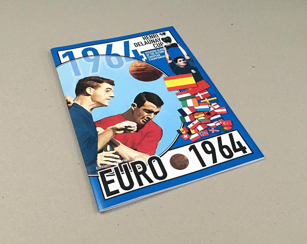 Album Euro 1964